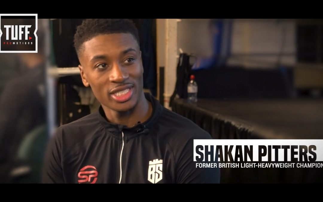 TUFF On The Road Episode 2 – Shakan Pitters