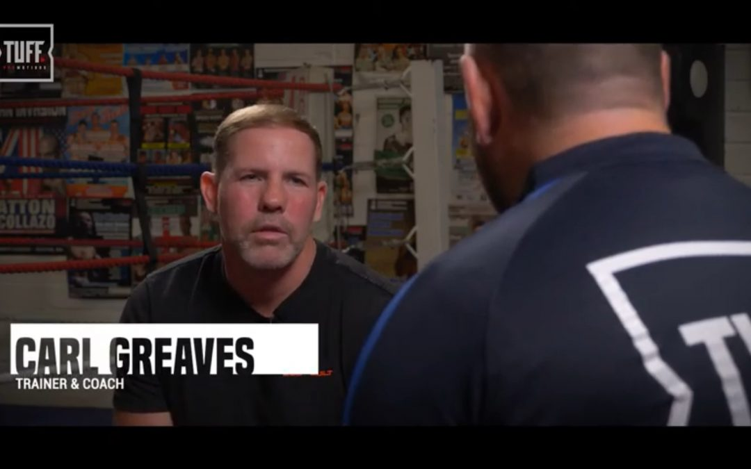 TUFF On The Road Episode 3 – Carl Greaves